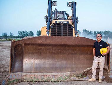 挖掘机培训设备